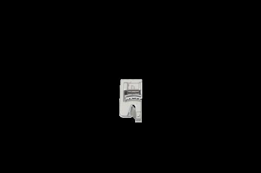Fållfot 2mm - D (G1)