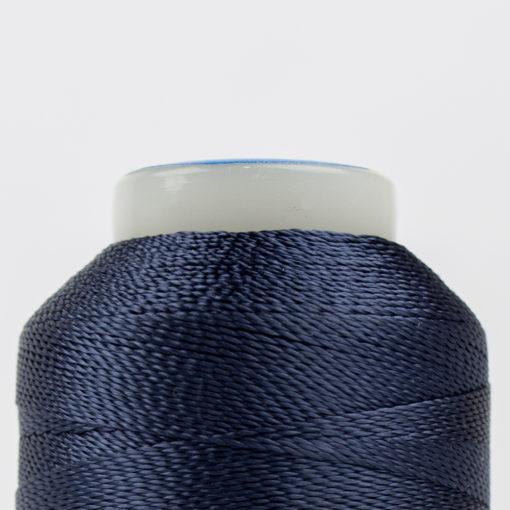 Accent Blue Velvet