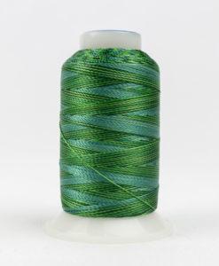 Multicolor Accent Multi Greens