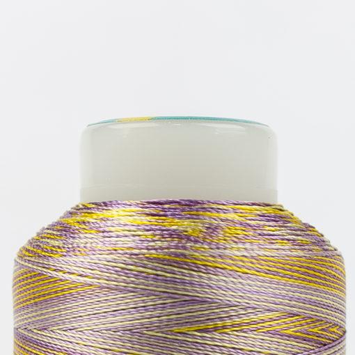 Mirage Wine/Cream/ Orchid/Yellow