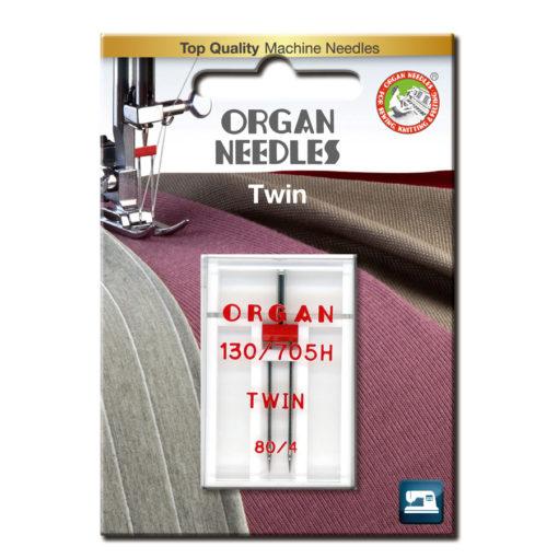Organ Tvilling 4,0mm 80, 1-pack