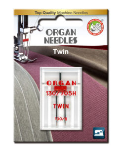 Organ Tvilling 6,0mm 100, 1-pack