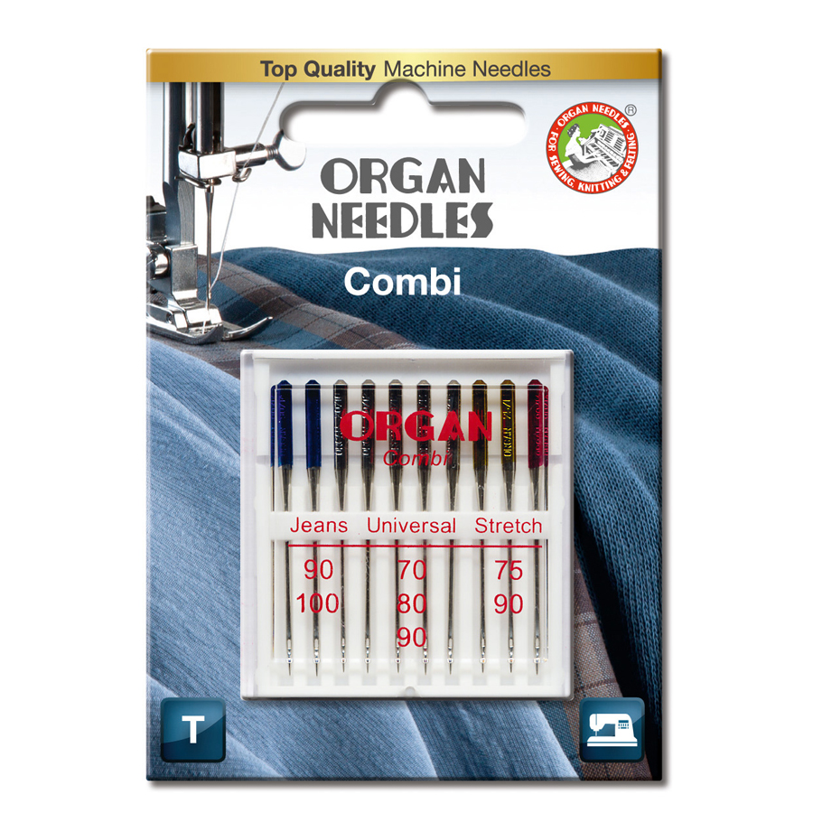 Organ Combi Box, 10-pack