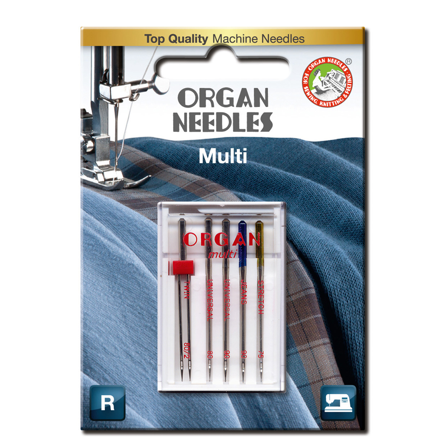 Organ Multi Box, 5-pack