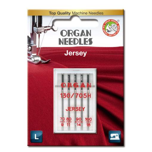 Organ Jersey SUK Ball Point 70-100, 5-pack