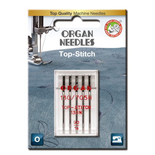 Organ Top Stitch 90, 5-pack