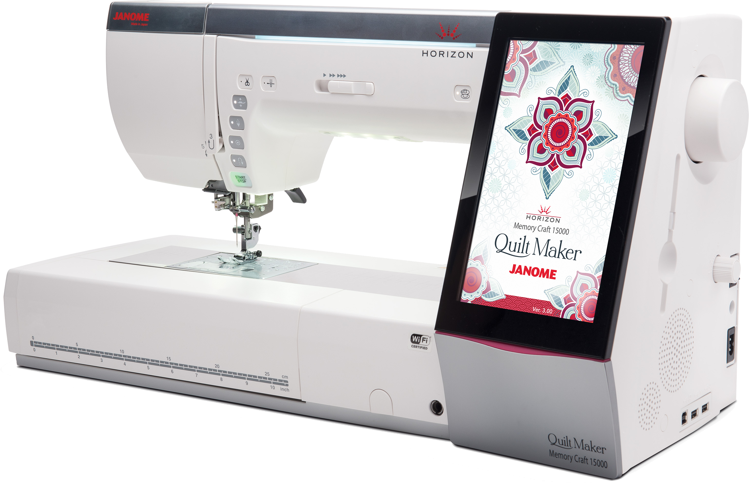 Quilt Maker Accessory Upgrade Kit Janome Sverige