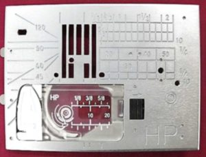 Profesjonell stingplate, HP
