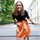 Hur du kan sy en omlottkjol utan mönster