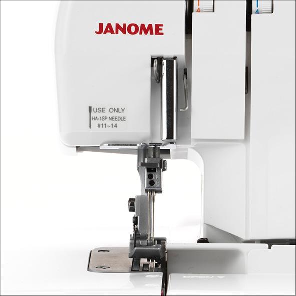 Janome MyLock 644D overlockmaskin