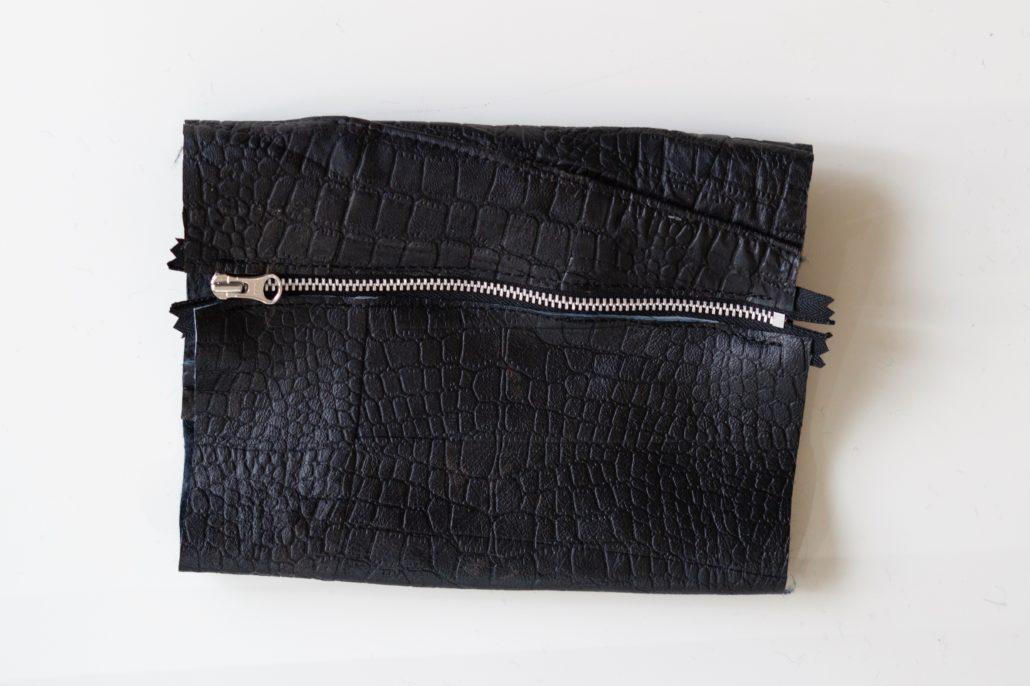 DIY Sy liten väska med Janome